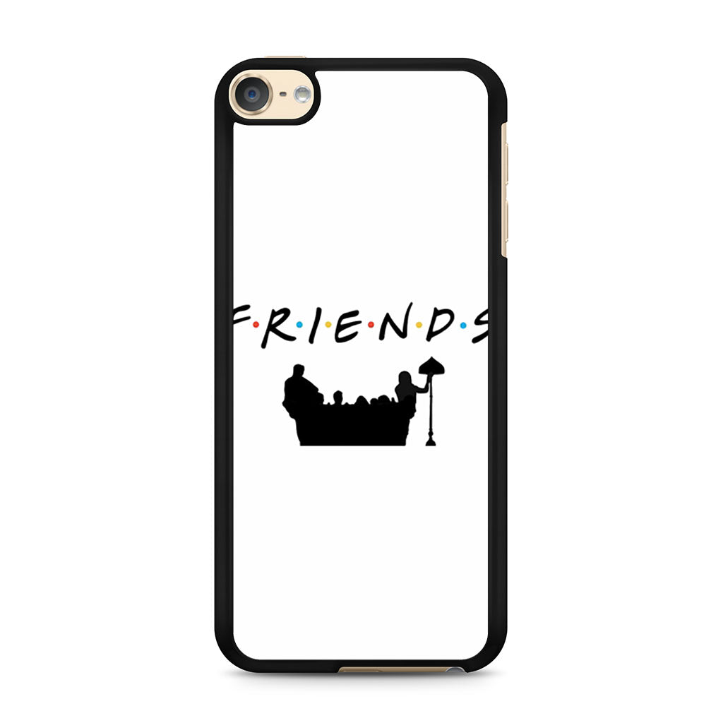 Friends TV Show 4 iPod Touch 6 Case