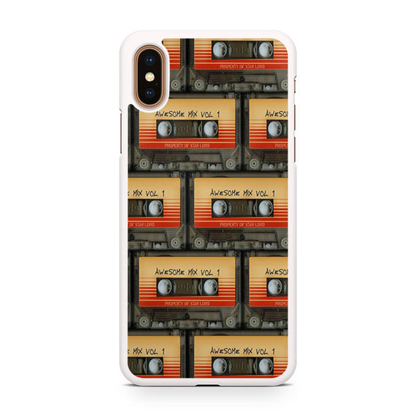 guardians of the galaxy iphone xs max case