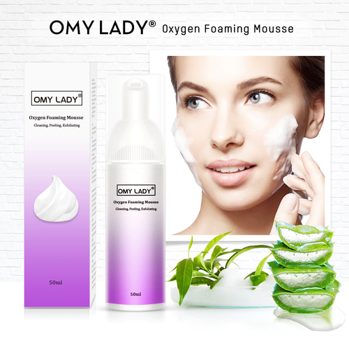 OMY LADY Blackhead Deep Cleansing Oxygen Foam (60% OFF TODAY!)
