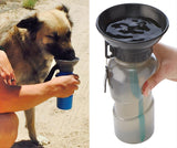 Portable Dog Travel Water Bowl Bottle (60% OFF TODAY!)