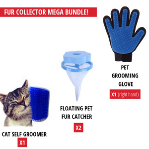 Floating Pet Fur Catcher (60% OFF TODAY!)