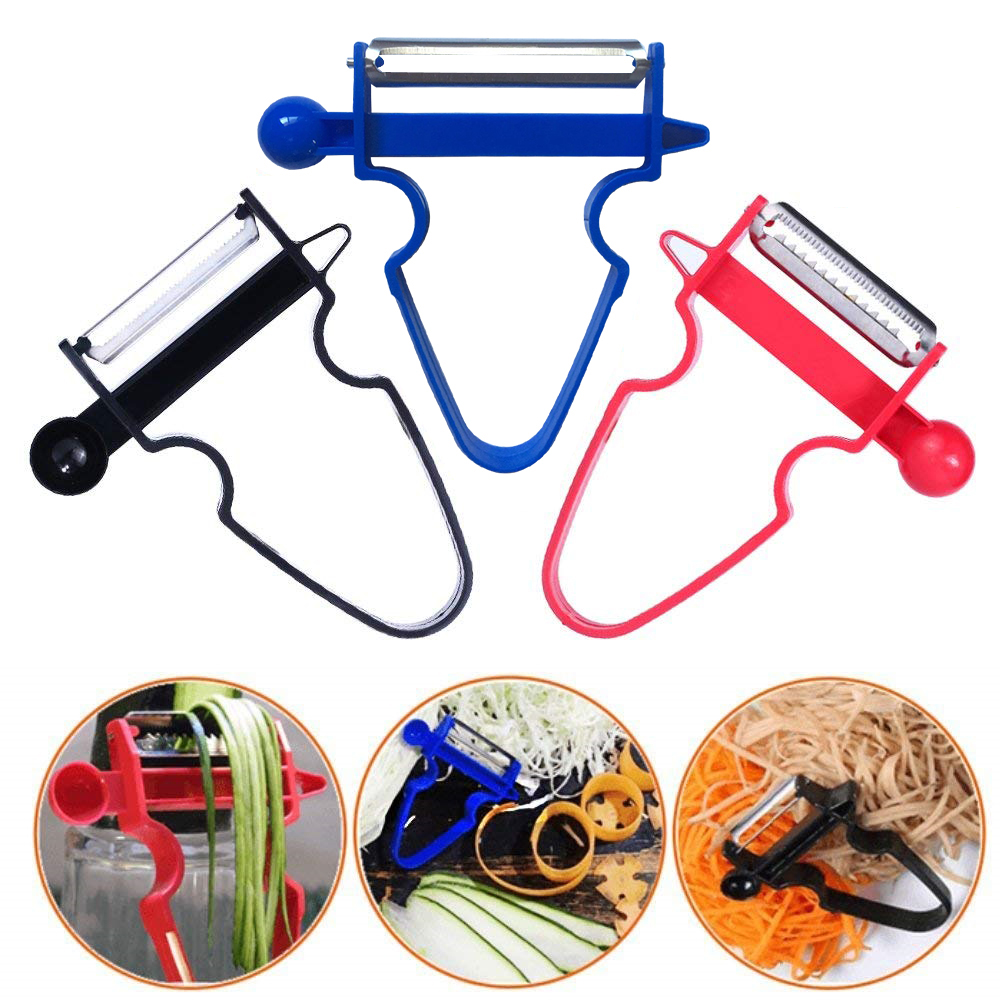 KITOOL's Peeler Set Pro (All 3pcs) [60% OFF TODAY!]