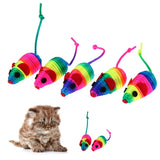 Fleece False Mouse Cat Toys