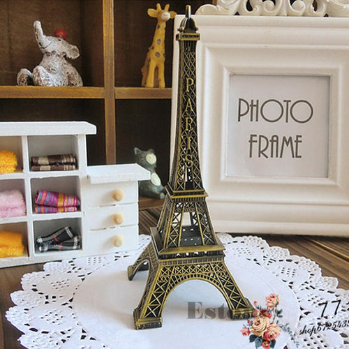 Alloy Bronze Eiffel Tower