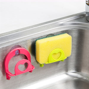 Sponge Holder Suction Rack