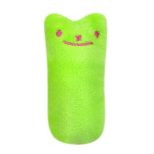 Interactive Plush Cat Toy