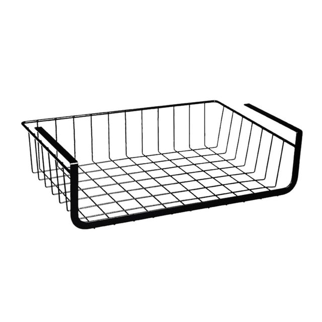 Basket Storage Kitchen Rack