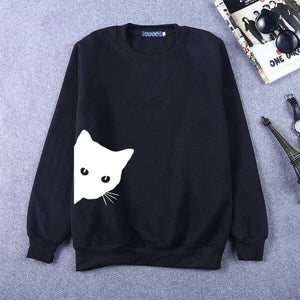 Cat Looking Sweatshirt (60% OFF TODAY!)