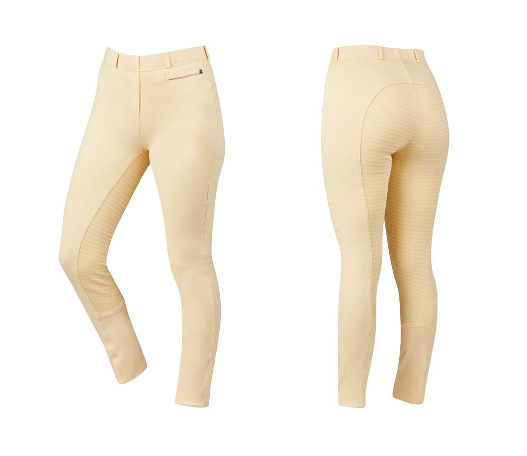 Dublin Supa-Fit Pull On Knee Patch Jods