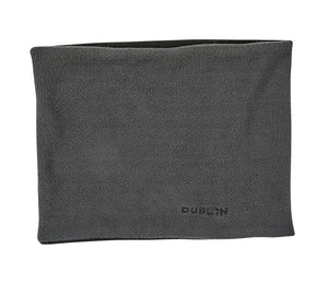 Dublin Classic Fleece Snood - Charcoal