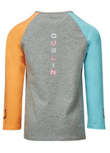 Load image into Gallery viewer, Dublin Nelly Raglan 3/4 Printed Tee