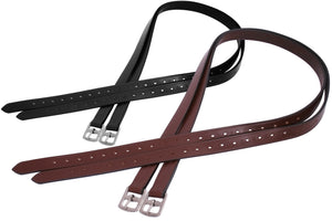 Platinum Pre Stretched Stirrup Leathers