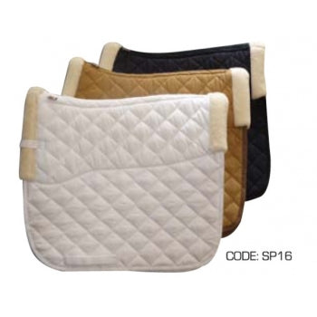 Dressage Saddle Cloth Wick Wool