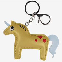 Load image into Gallery viewer, Horze Unicorn Love Keychain