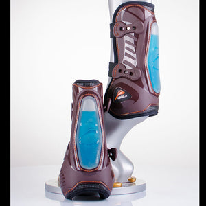 ESHOCK FLUIDGEL OPEN FRONT  TENDON BOOTS