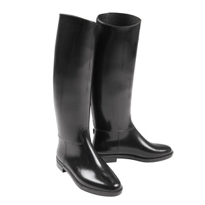 Star Mens PVC Long Boots