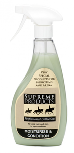 SUPREME PRODUCTS MOISTURE/CONDITION SPRAY
