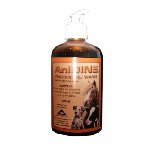 Anidine PVP Wash
