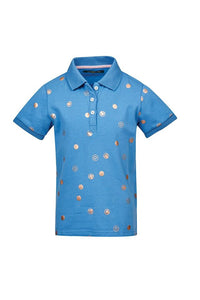 Dublin Dolly All Over Printed Polo