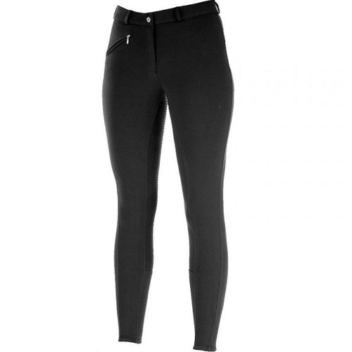 HORZE  ACTIVE SILICONE GRIP BREECHES