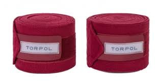 TORPOL FLEECE BANDAGES x2