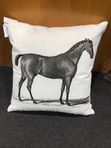 Cushion Cover Standing Horse