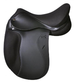 Tekna A8 Dressage Saddle Suede Seat