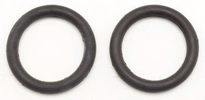 Peacock Iron Rubbers - Pair