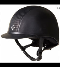 Load image into Gallery viewer, AYR8 Lthr Look Helmet