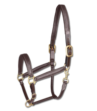 Load image into Gallery viewer, X-Line Supersoft Leather Halter