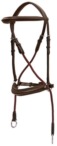 Platinum Bitless Bridle