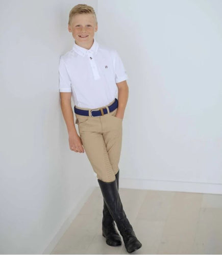 BEYOND THE BIT BOYS FULL SILICONE BREECHES