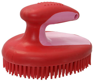Soft Grip Groomer with Rubber Fingers
