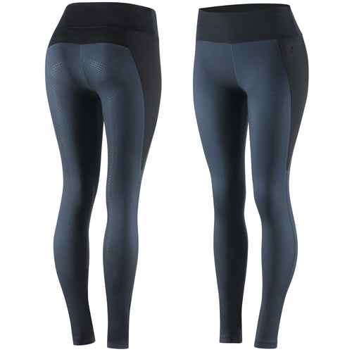 Horze Beth Women's Compression Silicone Full Seat Riding Tights