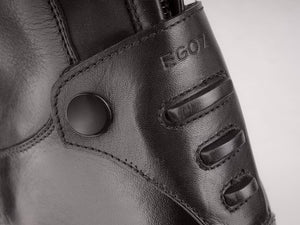 Ego7 Brown size 40-45 Orion Long Leather Riding Boots