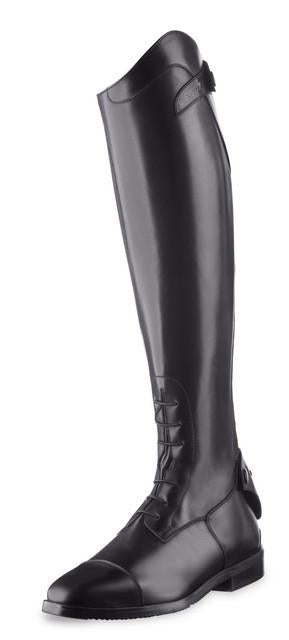 Ego7 Black size 40-45 Orion Long Leather Riding Boots
