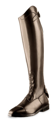 Ego7 Brown size 34-39 Orion Long Leather Riding Boots