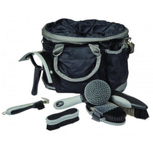 Load image into Gallery viewer, Roma Deluxe 6 Piece Grooming Bag
