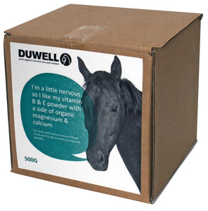 Duwell Vitamin B & E Powder with Magnesium and Calcium