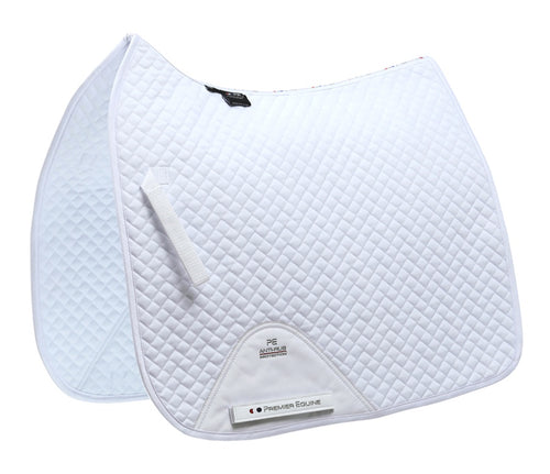PREMIER  DRESSAGE COTTON HIGH WITHER SADDLE PAD