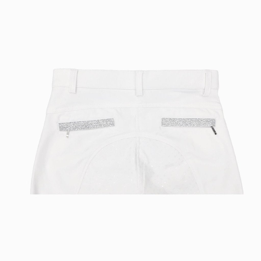 BEYOND THE BIT  ASPEN BAMBOO BREEECH WITH GLITTER TAPE