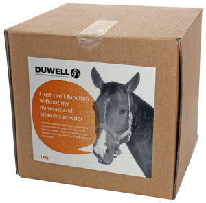 Duwell Vitamin and Mineral Powder