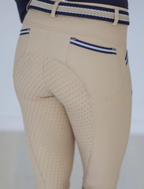 BEYOND THE BIT BREECH WITH NAVY TAPE