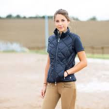 HZ  HORZE MARTINA PADDED LADIES VEST