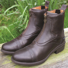 Load image into Gallery viewer, MT Campino Zip Paddock Boots