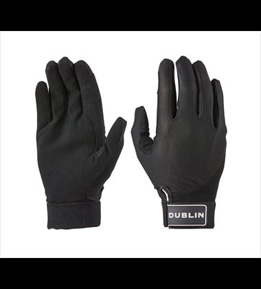 Dublin Meshback Riding Gloves