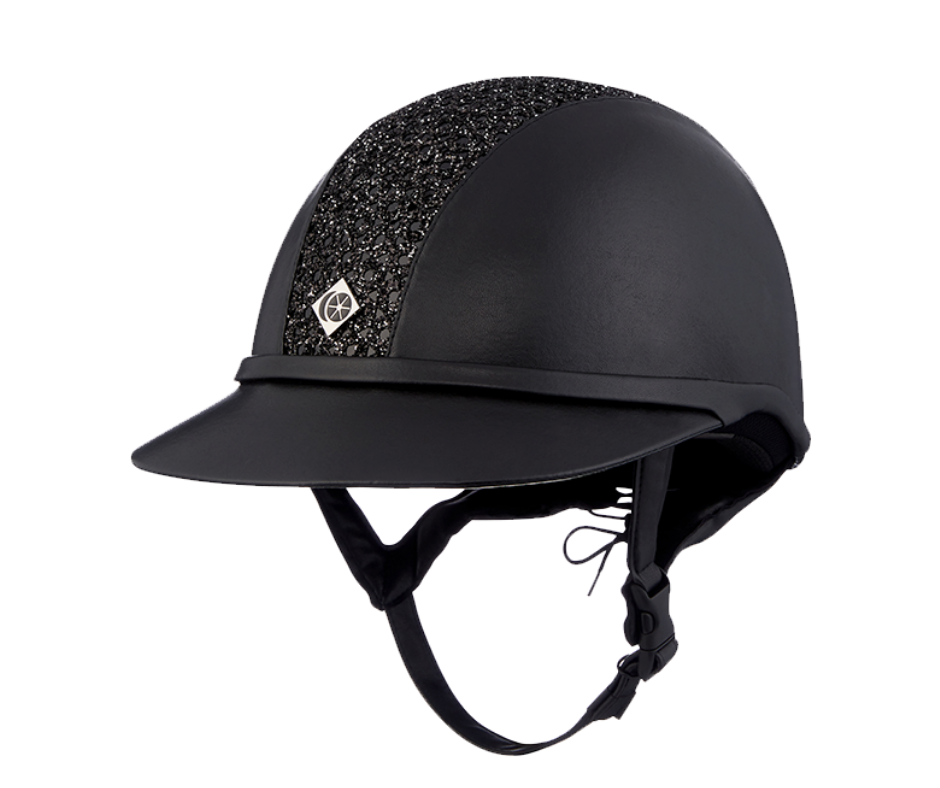 SP8 Sparkly Helmet with Sun Protection
