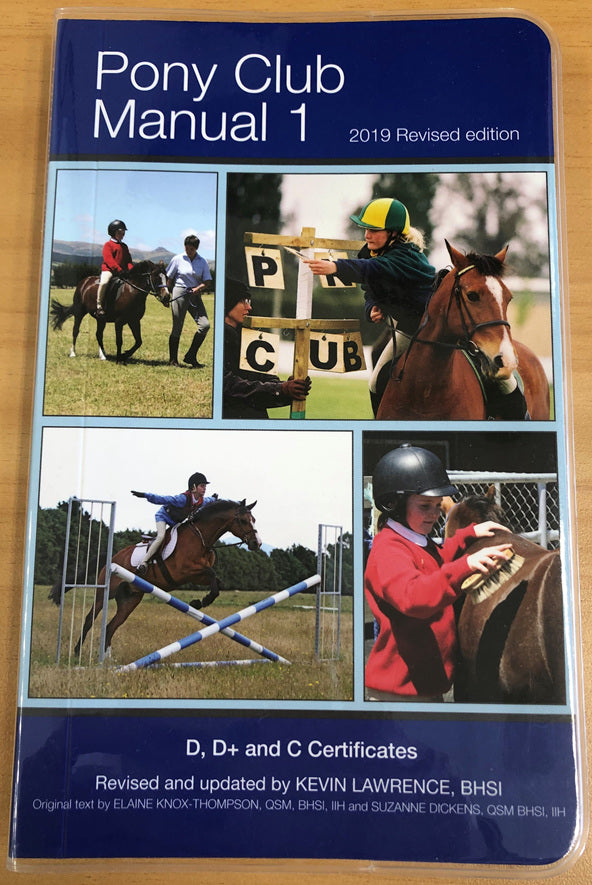 NZ Pony Club Manual
