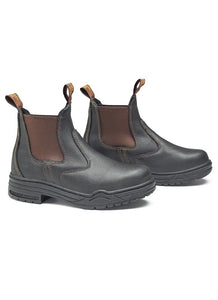 MOUNTAIN HORSE STEEL TOE BOOTS
