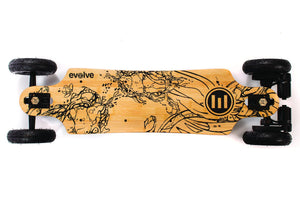 GT Bamboo Deck - Evolve Skateboards USA